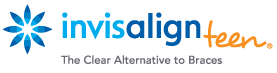 invisalign teen logo